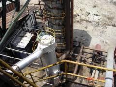 Continuous Massecuite Reheater