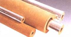 Rockwool Pipe coverings