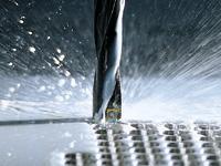Coromant U Indexable insert plunge drill