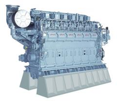 HLX Series Marine Diesel Engine