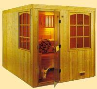 Grand Luxe saunas