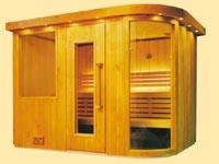 Space Vision saunas