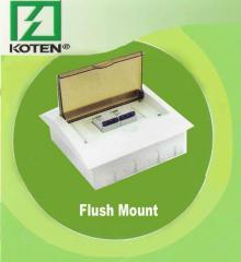 Flush Mount Construction Panel Boards