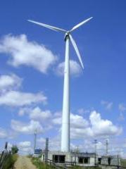 Whisper 500 Wind Turbines