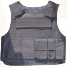 IE5A-B-PE Chest and Back Coverage