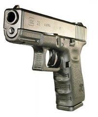 Glock 23 pistol