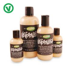 Vegan conditioner for fine hair