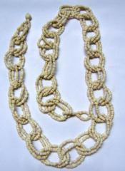 Coco Beads - Chain Belt