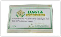Dagta Oatmeal with Milk Soap