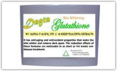 Dagta Skin Whitening Glutathione Soap with Alpha-T