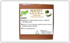 Dagta Rich Katas ng Papaya Skin Bleaching Herbal