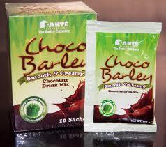 Santé Choco Barley drink