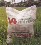 V-4 Organic Fertilizer
