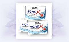 AcneX, 1% Salicylic Acid Exfoliant Soap