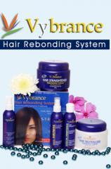Vybrance Hair Rebonding System