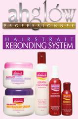 Ahglow Hairstrait Rebonding System