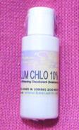Alum Chlo 10% deodorant