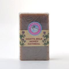 Goat's Milk Honey Oatmeal Soap