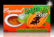 Crystal Papaya Soap