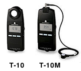 T-10 Series Illuminance Meters