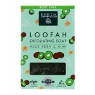 Earth Therapeutics Loofah Soap - Aloe Vera