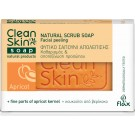 CleanSkin® Apricot Natural Soap 100g