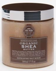 Asquith Greenscape Shea Salt Scrub