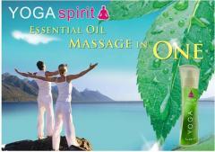 Yoga Spirit Essential Massage Oil in One