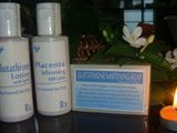 Glutathione Whitening Body Set Small