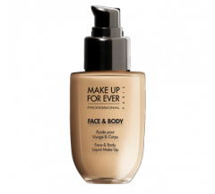 Face & Body Liquid Make-Up