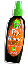 Tan and Protect with Spf 15 Dry Oil