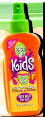 Clear Spray Sunblock Kids