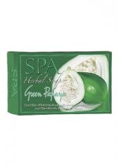 Green Papaya Soap
