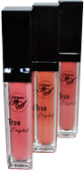 True Light lipgloss