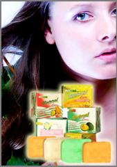 Natural Care Herbal Soaps