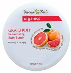 Grapefruit Rejuvenating Body Butter