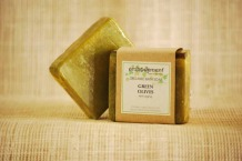 Green Olives Organic Bath Soap