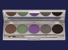 Cake Eye Liner Set - 5 colors