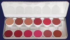 Lip Rouge Palette - 12 Colors