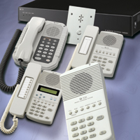 N-8000 Series IP Network Intercom Systems