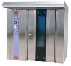 LPG Rotary Oven