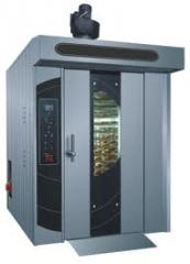 Diesel Fired Rotary Oven