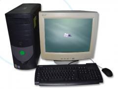 Dell Brand CPU Desktop Package