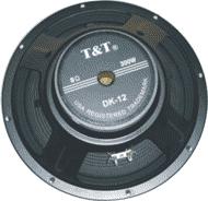 T&T DK-12 PA Speakers