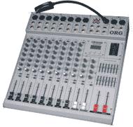 EMX-800B Audio Mixer
