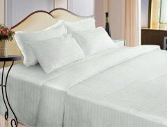 Bed linen 1 cm stripe