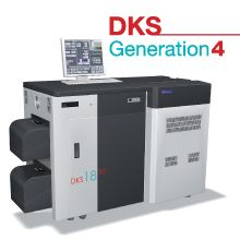 DKS4 digital minilabs