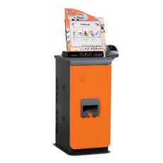 Creative Print Station photo kiosk