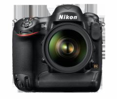 Nikon D4 Cameras