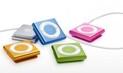 IPod Shuffle 2GB player